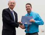 Teaching/Primary Duties Achievement & Contribution: Lance Hogan by Eastern Illinois University