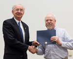 Research Achievement & Contribution: Gordon Tucker by Eastern Illinois University