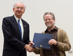 Research Achievement & Contribution: Lee Patterson by Eastern Illinois University