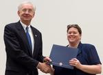 Service Achievement & Contribution: Jeanne Okrasinki