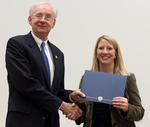 Service Achievement & Contribution: Danelle Larson