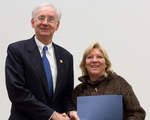 Teaching/Primary Duties Achievement & Contribution: Gloria Leitschuh by Eastern Illinois University