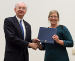 Service Achievement & Contribution: Christina Edmonds-Behrend