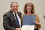 Service Achievement & Contribution: Fern Kory by Eastern Illinois University