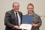 Service Achievement & Contribution: Kathleen O'Rourke