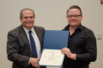 Balanced Achievement & Contribution: Richard Jones by Eastern Illinois University