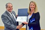 Dr. Glassman with Dr. Danelle Larson