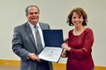 Dr. Glassman with Dr. Kristin Routt