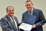 Dr. Glassman with Dr. Richard Flight