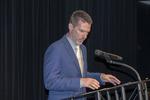 Interim VP of Academic Affairs Dr. Mark Kattenbracker by Beverly Cruse