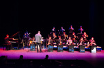 EIU Jazz Ensemble by Booth Library