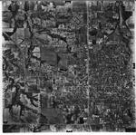 Charleston, IL 1968 Aerial Photo 500-214