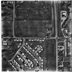 Charleston, IL 1968 Aerial Photo 500-216