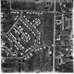 Charleston, IL 1968 Aerial Photo 500-217