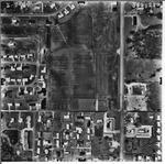 Charleston, IL 1968 Aerial Photo 500-219