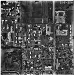Charleston, IL 1968 Aerial Photo 500-220