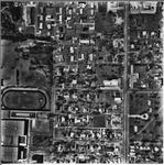 Charleston, IL 1968 Aerial Photo 500-221