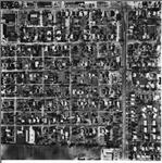 Charleston, IL 1968 Aerial Photo 500-225