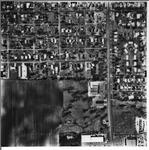 Charleston, IL 1968 Aerial Photo 500-226