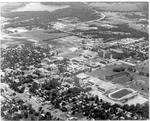 Aerial View, Campus, ca. 1978 by University Archives