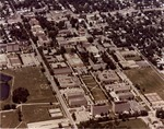 Aerial View, Campus, Late 1970s by University Archives