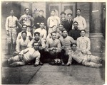 Football Team, 1899 by University Archives