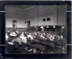 Chapel In Old Main Auditorium, With Livingston Lord