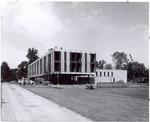Fine Arts Center Under Construction
