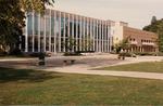 University Union, from the Southwest by University Archives