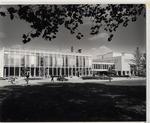 University Union, South View by University Archives
