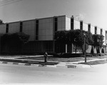 Clinical Services Building by University Archives