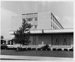 Thomas Hall Dormitory by University Archives