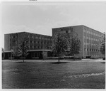 Taylor Hall Dormitory by University Archives