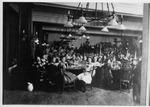 Halloween Party In Pemberton Hall, 1911