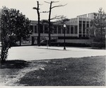 University Union Bridge, from the North by University Archives