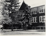 Applied Arts Building (now Student Services)