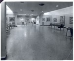 Booth Library, Sargent Art Gallery by University Archives