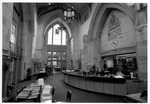 Booth Library Foyer by University Archives