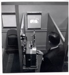 Booth Library, Projection Booth by University Archives