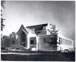 Booth Library by University Archives
