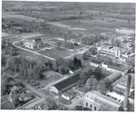 Aerial View, Campus by University Archives