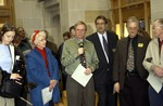 Booth Library Re-Dedication, 2002