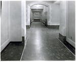 Booth Library Hallway by University Archives