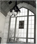 Booth Library, North Window by University Archives