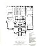 Booth Library, Original Floor Plans