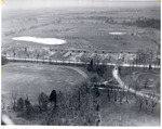 Aerial View, Married Student Housing by University Archives