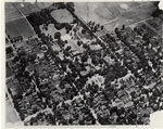 Aerial View, Campus 1937 by University Archives