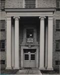 Douglas Hall Entrance by University Archives