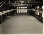 Crackerbox, Pemberton Hall Gym