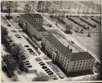 Aerial View, Lincoln/Douglas Halls
